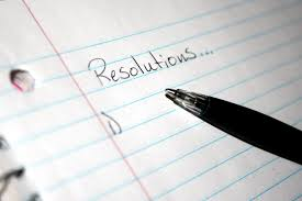 journal resolutions