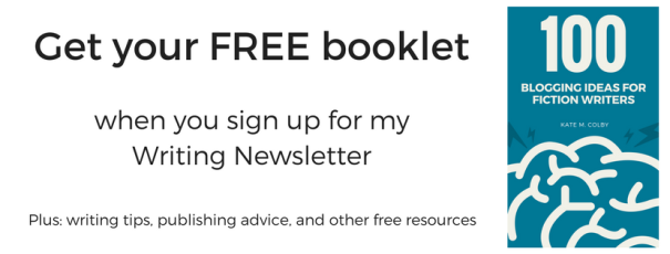 writing-newsletter-sign-up-banner