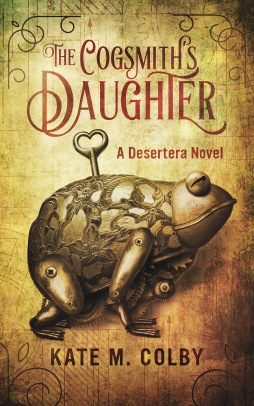 The Cogsmith's Daughter - Ebook Small