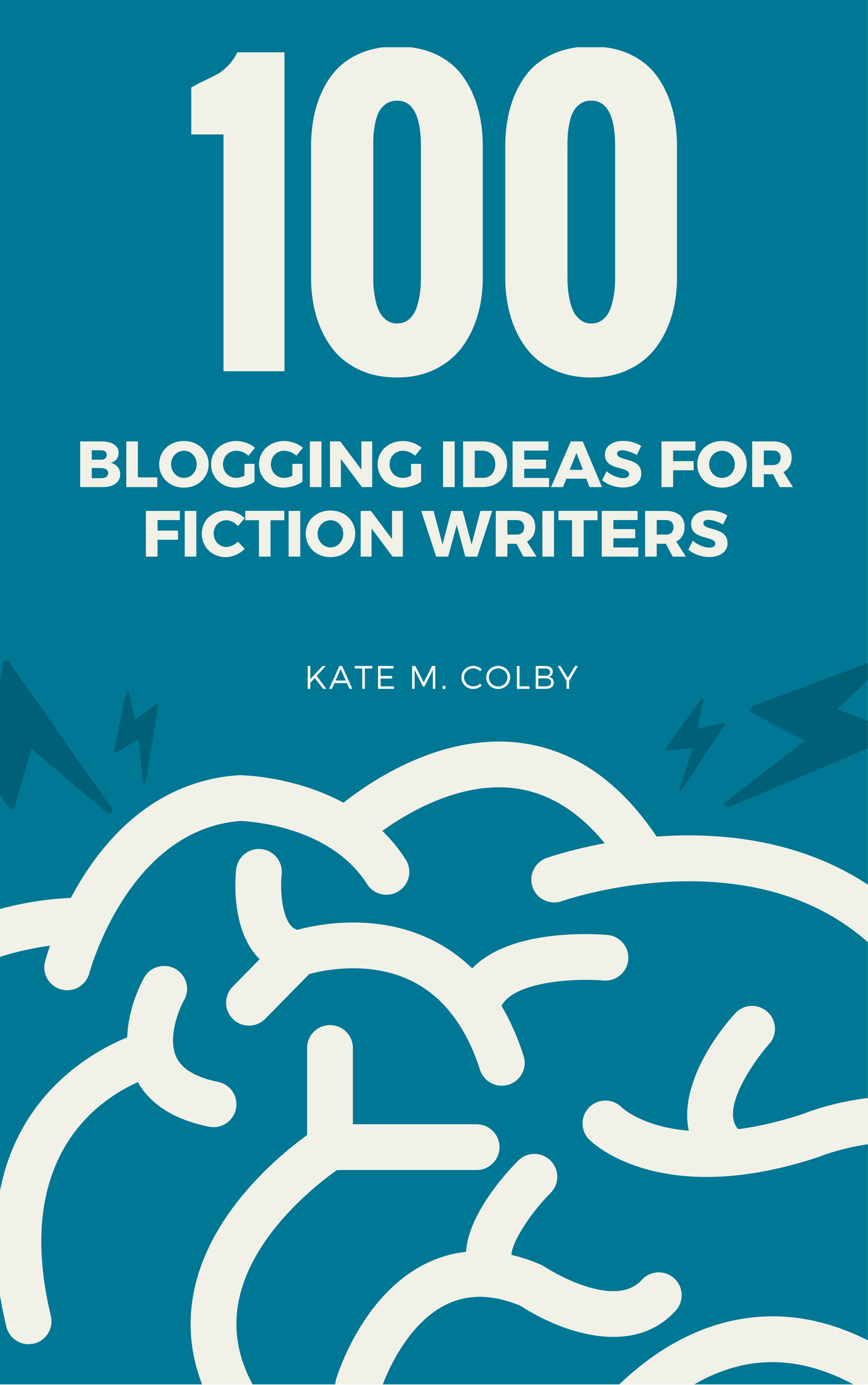 100 Blogging Ideas for Fiction Writers