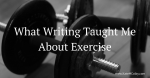 writing-and-exercise