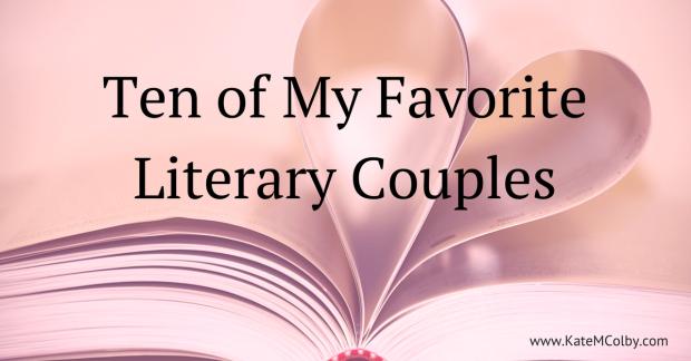 10 Favorite Literary Couples