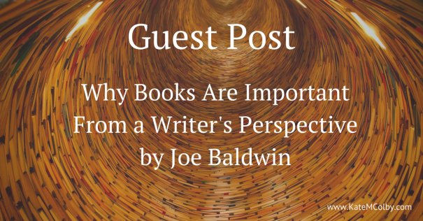 Joe Baldwin Guest Post