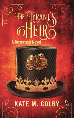 The Tyrant's Heir cover