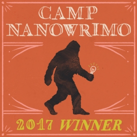 Camp NaNoWriMo 2017 Winner