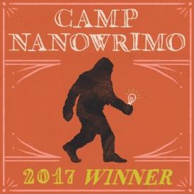 Camp NaNoWriMo 2017 Winner